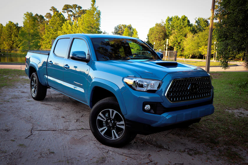 2019 Toyota Tacoma Review, Trims, Specs and Price | CarBuzz