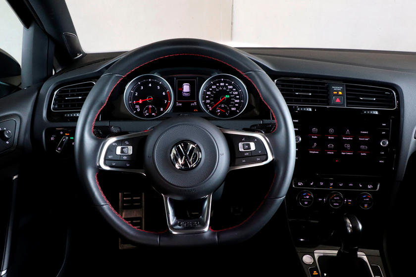 2019 Volkswagen Golf Gti Review Trims Specs Price New Interior Features Exterior Design And Specifications Carbuzz