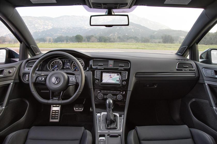 2019 Volkswagen Golf R Interior Photos Carbuzz