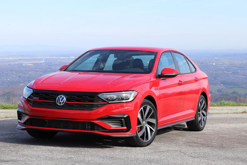 2019 Volkswagen Jetta Gli First Drive Review A Cheaper Gti With A Trunk