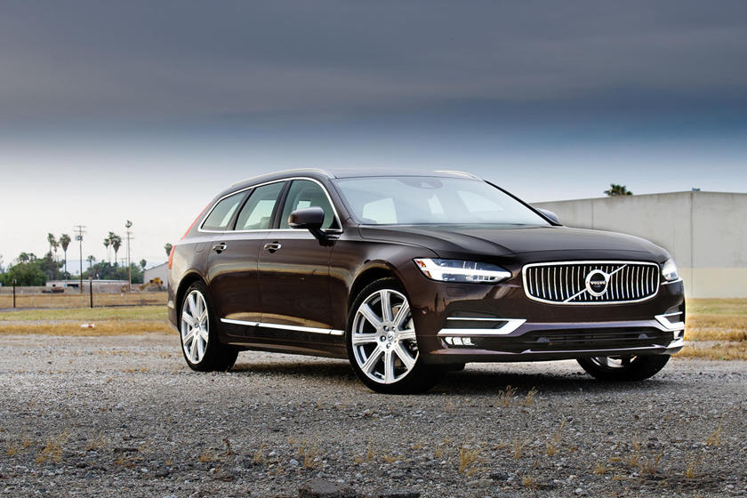 2019 Volvo V90 Review, Trims, Specs And Price