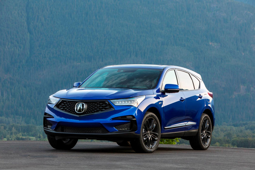 2020 Acura RDX: Changes, Specs, Price >> 2020 Acura Rdx Review Trims Specs And Price Carbuzz