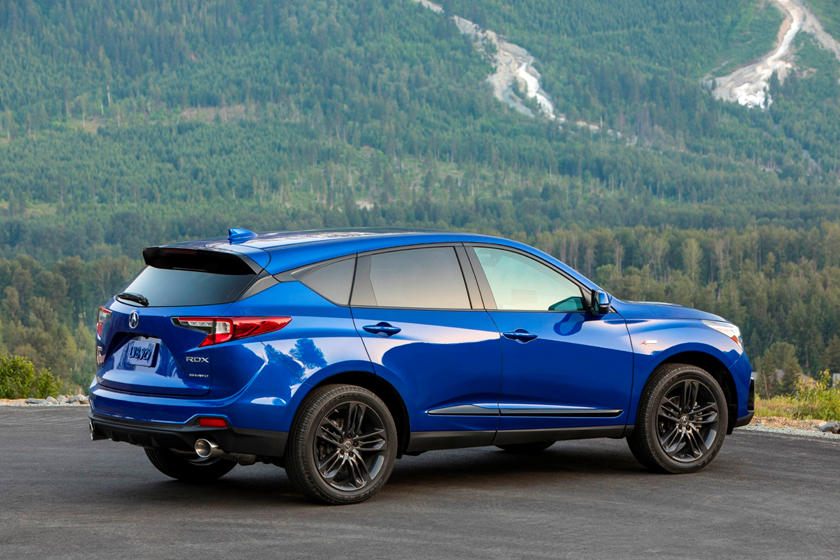 2020 acura rdx review, trims, specs and price | carbuzz