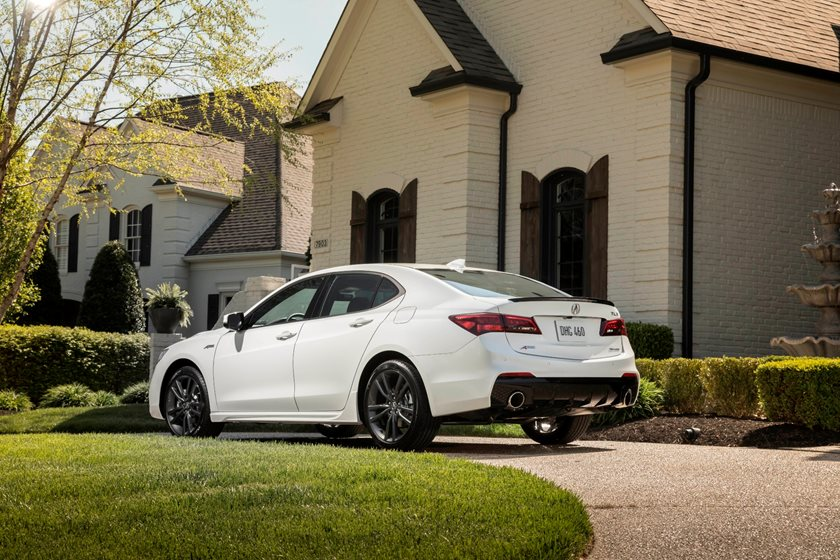 2020 Acura Tlx Review Trims Specs And Price Carbuzz