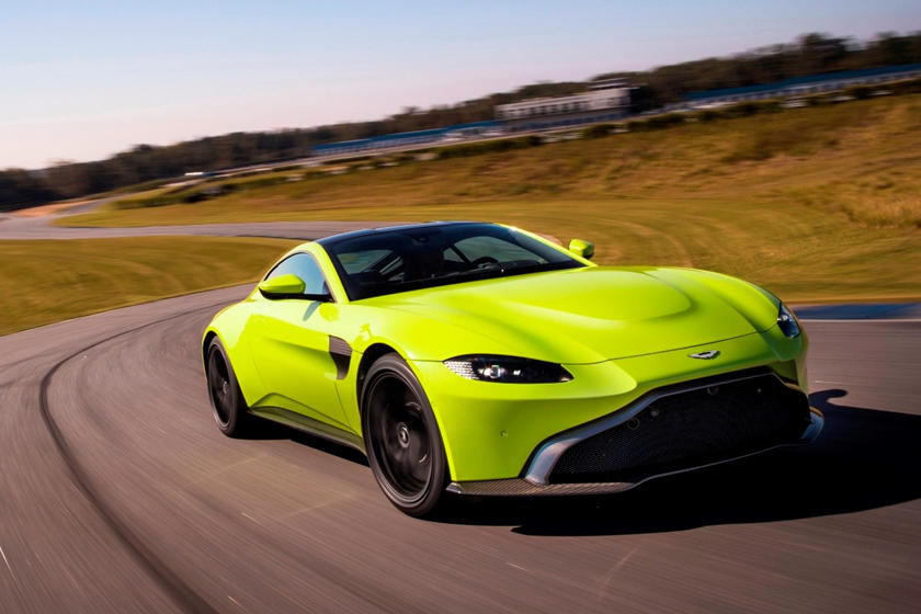 Aston Martin Vantage Coupe Review Trims Specs Price New Interior Features Exterior Design And Specifications Carbuzz
