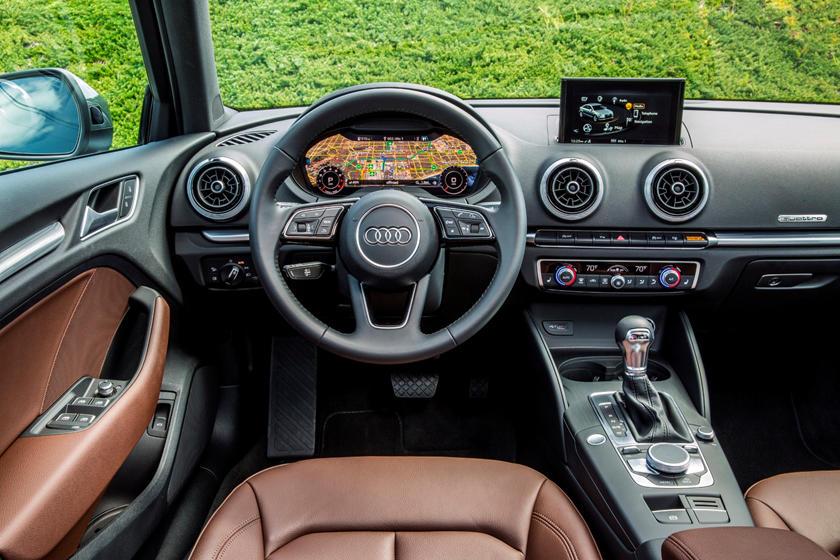 2020 Audi A3 Sedan Interior Photos Carbuzz