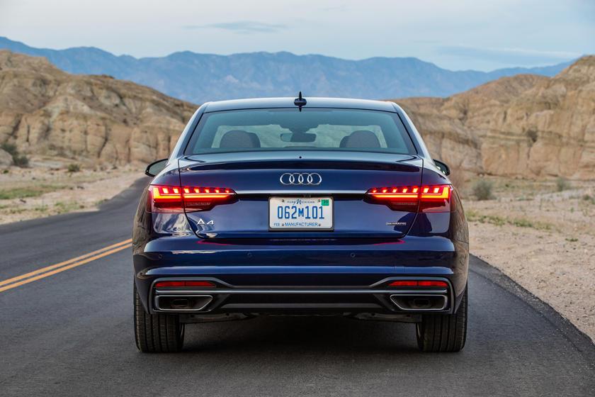 2020 Audi A4 Sedan: Review, Trims, Specs, Price, New ...