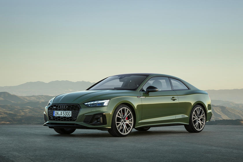 2020 Audi A5 Coupe Review Trims Specs Price New Interior Features Exterior Design And Specifications Carbuzz