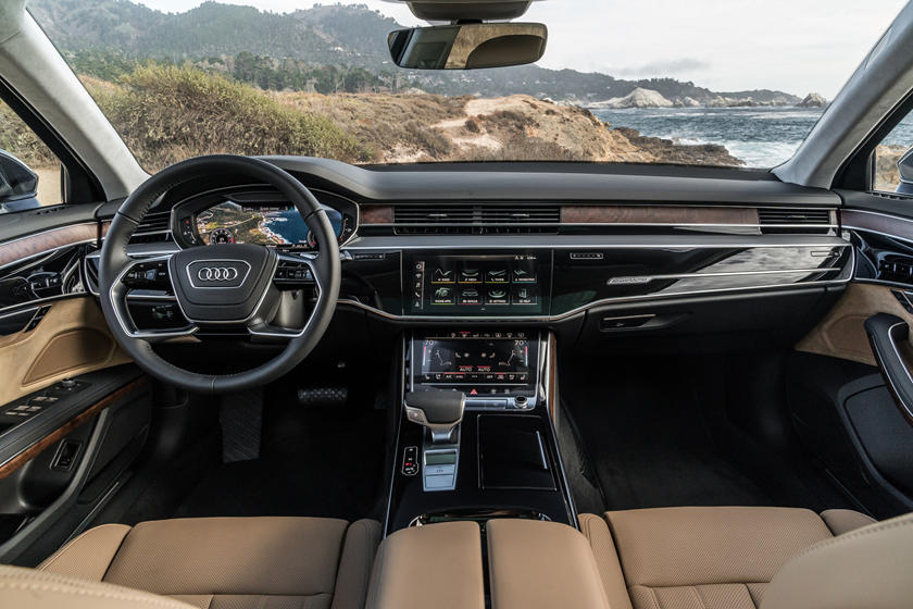 2020 Audi A8: Review, Trims, Specs, Price, New Interior Features ...