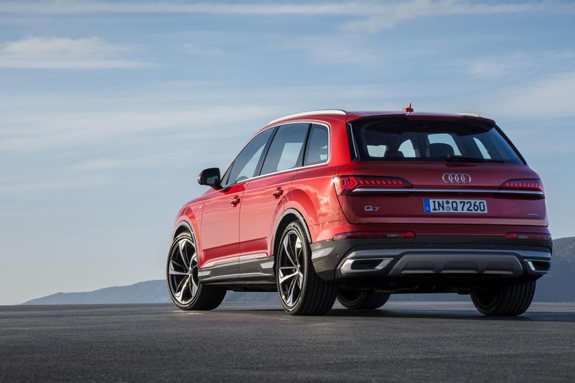 2020 AUDI Q7 Redesign, Specs, And Price >> 2020 Audi Q7 Review Trims Specs And Price Carbuzz