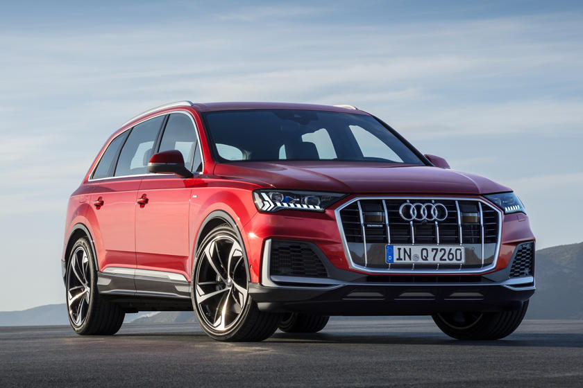 Audi Suv Models >> 2020 Audi Q7 Review Trims Specs And Price Carbuzz