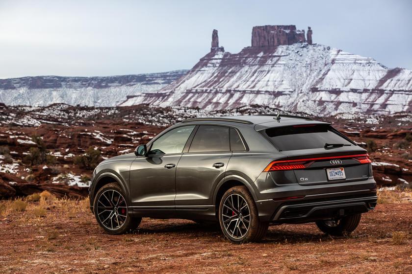 2020 Audi Q8 Review, Trims, Specs And Price