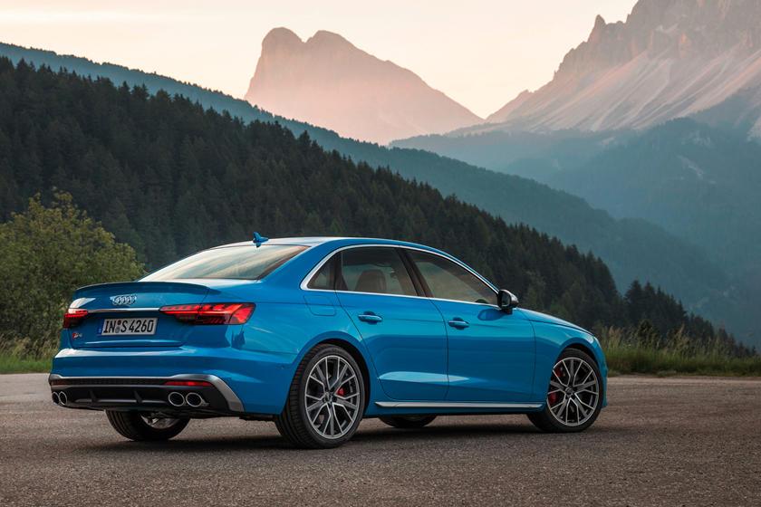 2020 Audi S4 Sedan Review, Trims, Specs and Price | CarBuzz
