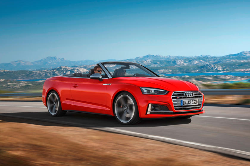 2020 Audi S5 Convertible: Review, Trims, Specs, Price, New ...