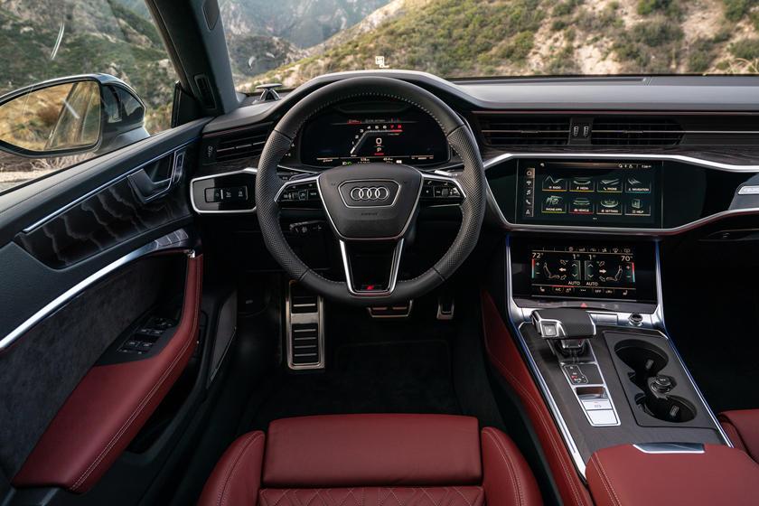 2020 Audi S6 Interior Photos   CarBuzz