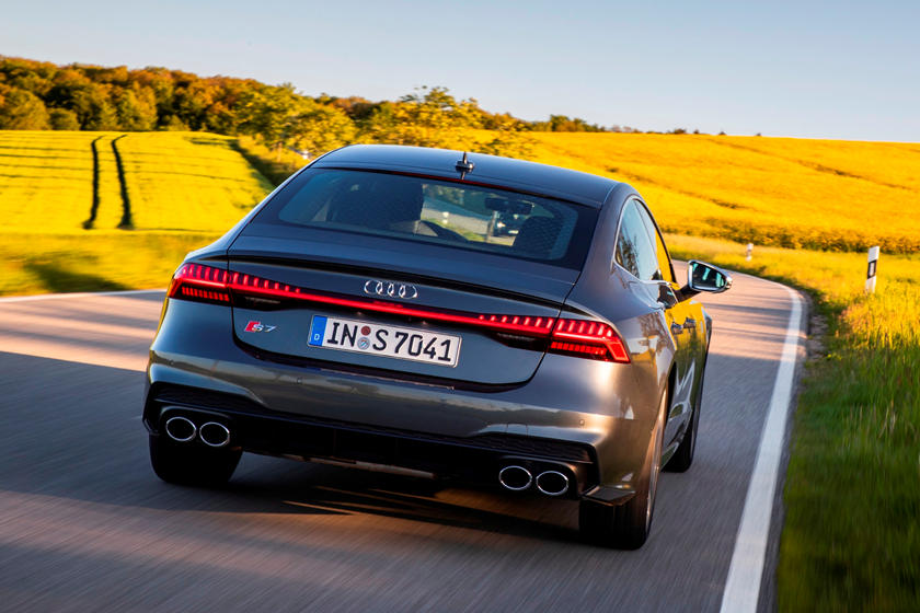 2020 Audi S7 Sportback Review, Trims, Specs and Price | CarBuzz