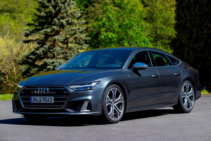 2020 audi s7 sportback review  trims  specs and price