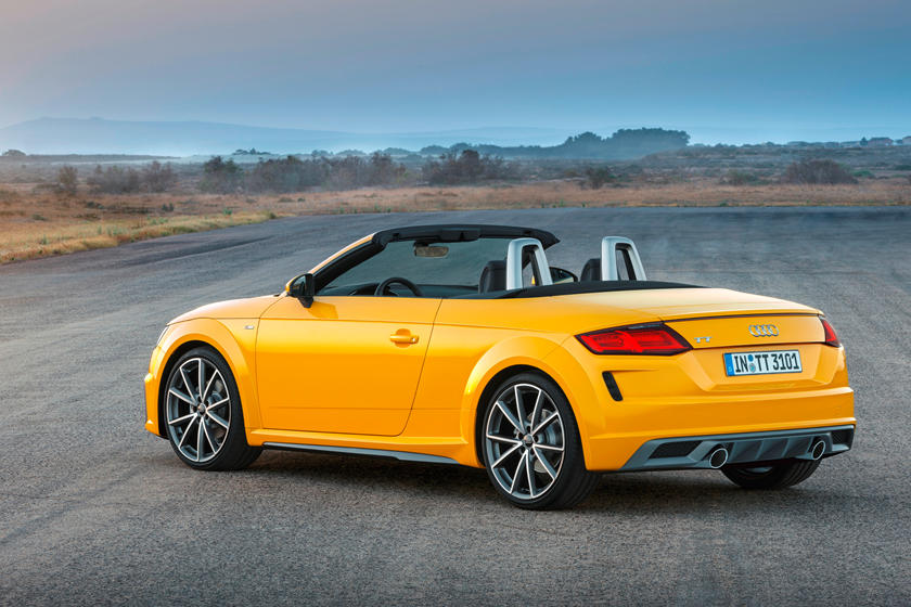 2020 Audi Tt Roadster Review Trims Specs And Price Carbuzz