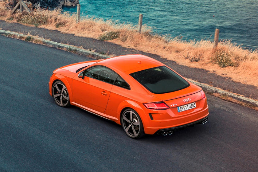 2020 Audi TTS Coupe Review, Trims, Specs and Price | CarBuzz