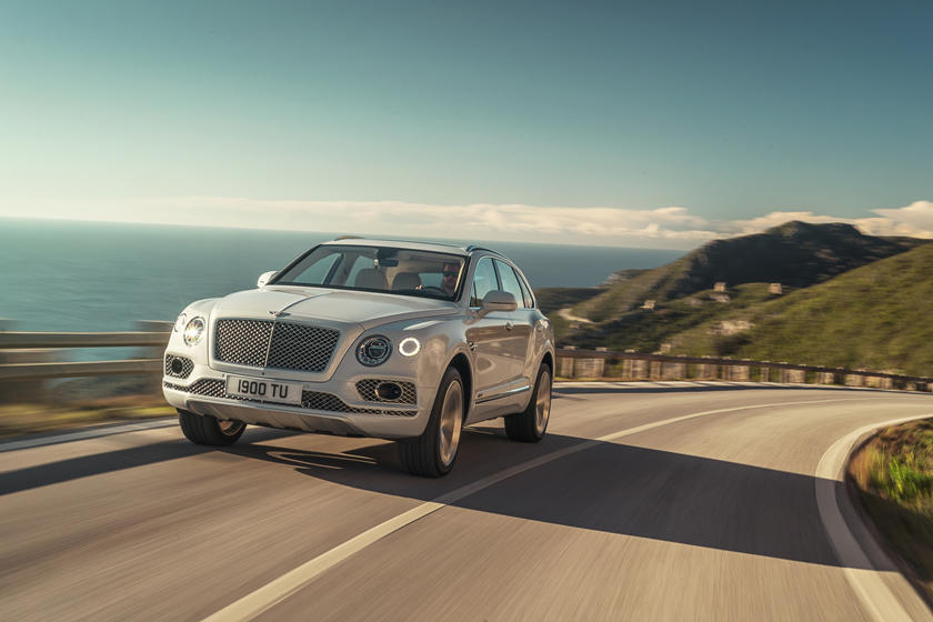 2020 Bentley Bentayga More Powerful Than Ever >> 2020 Bentley Bentayga Hybrid Review Trims Specs And Price