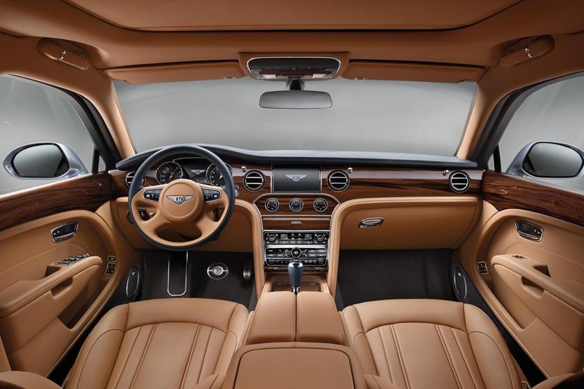 2020 Bentley Mulsanne Interior Photos | CarBuzz