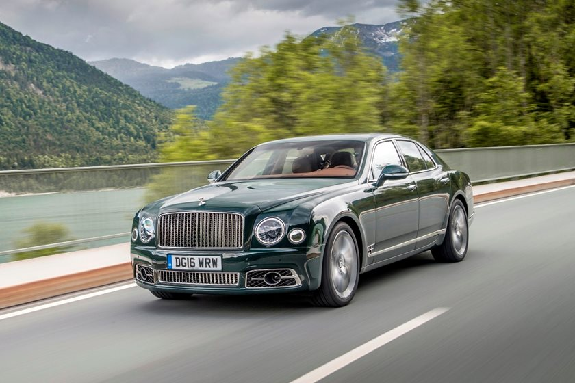 2020 Bentley Mulsanne Speed: Review, Trims, Specs, Price, New ...