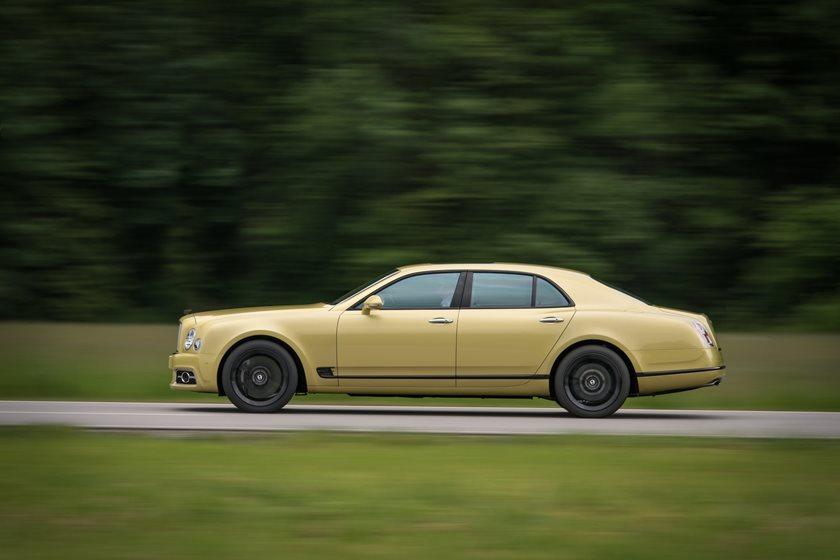 2020 Bentley Mulsanne Speed Exterior Photos | CarBuzz