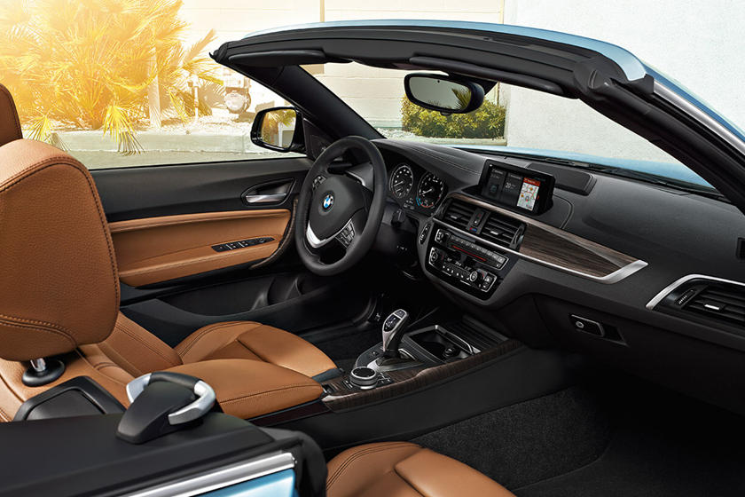 2020 Bmw 2 Series Convertible Interior