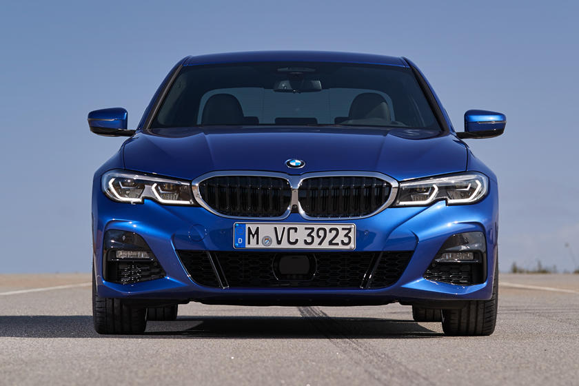Bmw 3 Series 2020 Front