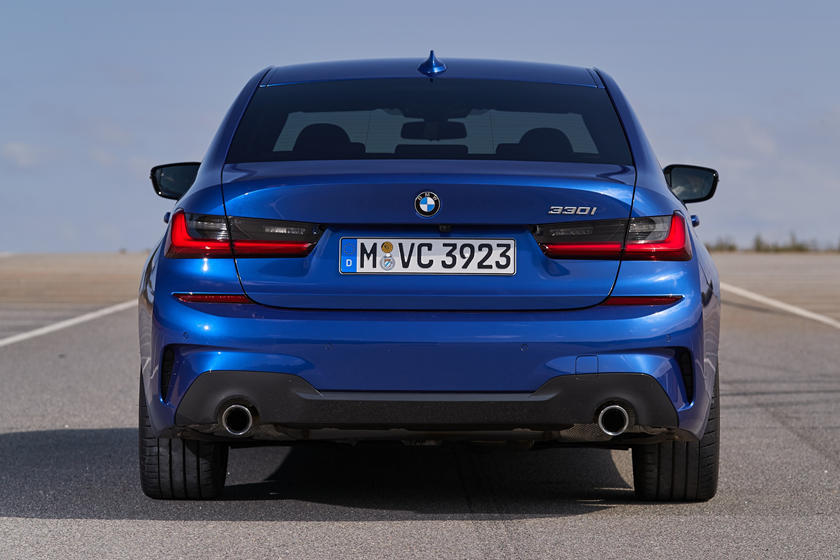 2020 Bmw 3 Series Sedan Review Trims Specs And Price Carbuzz