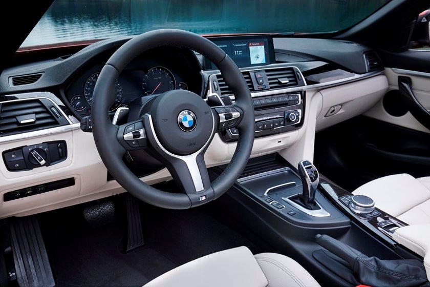 2020 BMW 4 Series Convertible Interior Photos | CarBuzz