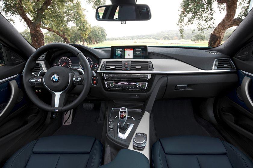 2020 Bmw 4 Series Gran Coupe Interior Photos Carbuzz