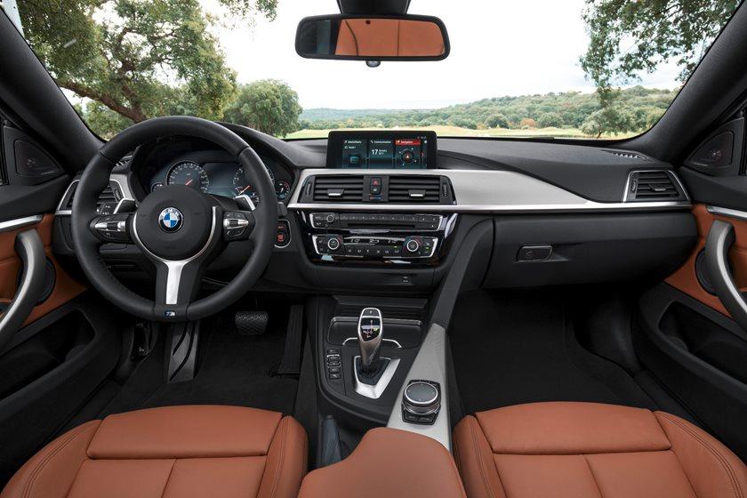 2020 Bmw 430i Gran Coupe Interior