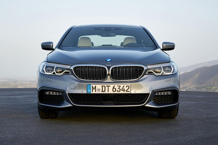 Bmw 2020 Front