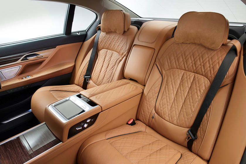 2020 BMW 7 Series: