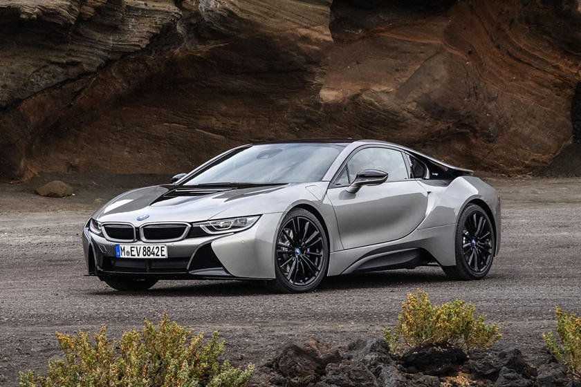 2020 Bmw I8 Roadster Price