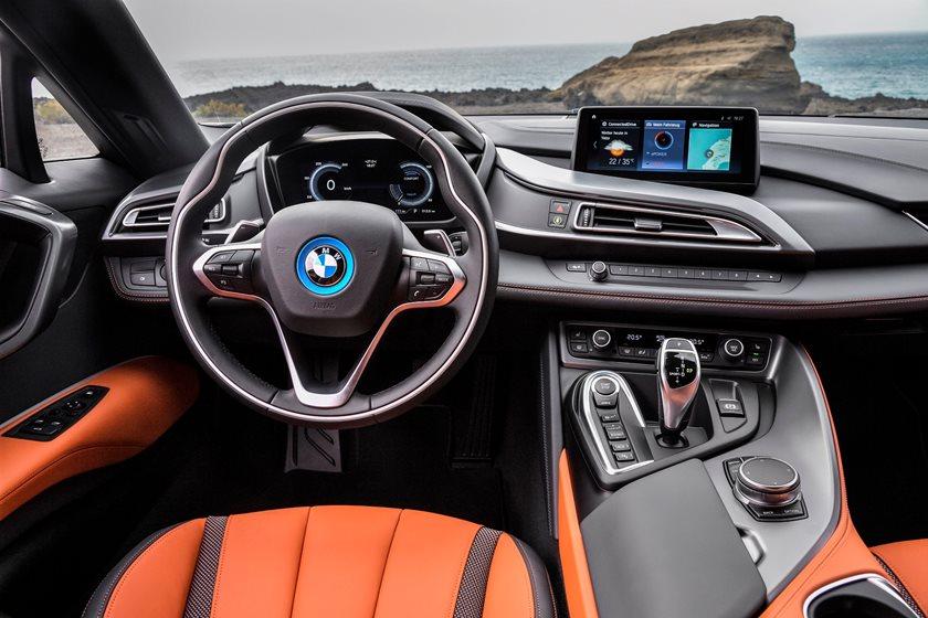 Bmw I8 Roadster 2020 Interior