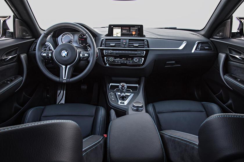Bmw M2 2020 Interior