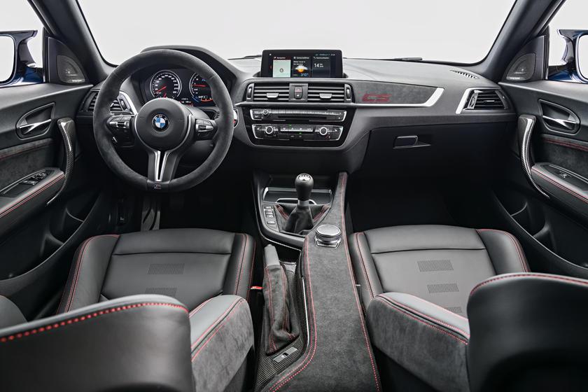 Bmw M2 Cs 2020 Interior