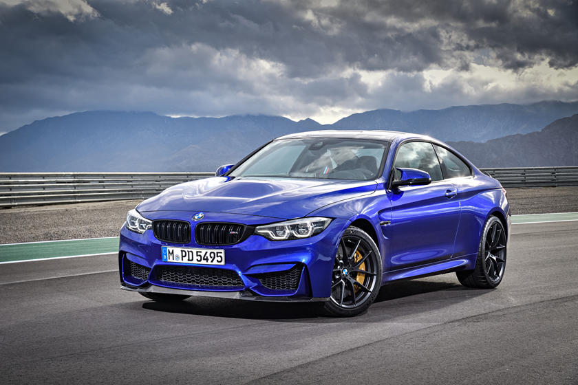 Bmw 2020 M4 Coupe