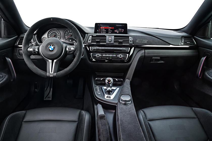 2020 Bmw M4 Coupe Interior