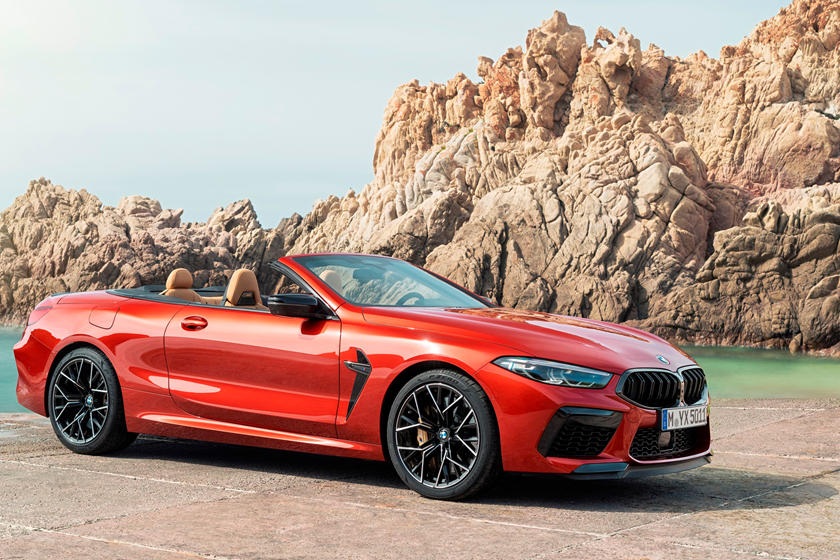 BMW M8 Price >> 2020 Bmw M8 Convertible Review Trims Specs And Price Carbuzz