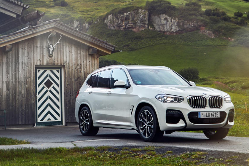 2020 Bmw X3 Hybrid Review Trims Specs Price New Interior Features Exterior Design And Specifications Carbuzz