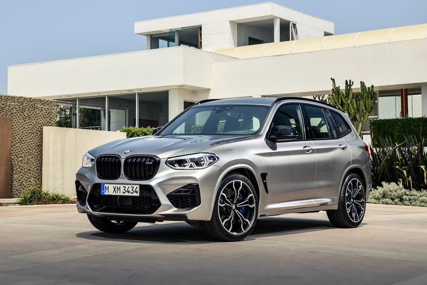 2020 Bmw X3 M Sport Package