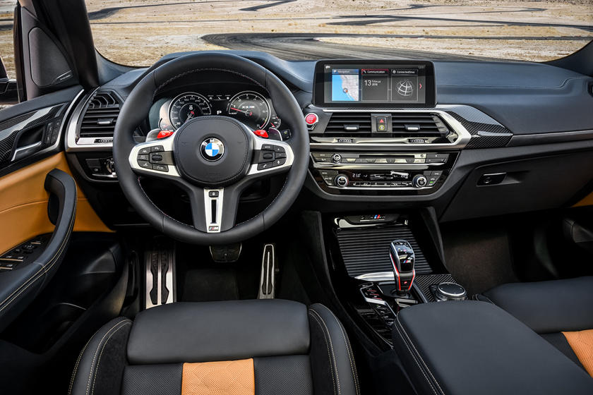 2020 Bmw X3 M Interior