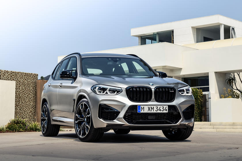 2020 Bmw X3 M Review Trims Specs Price New Interior Features Exterior Design And Specifications Carbuzz