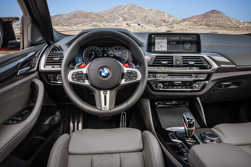 2020 Bmw X4 M Competition Interior