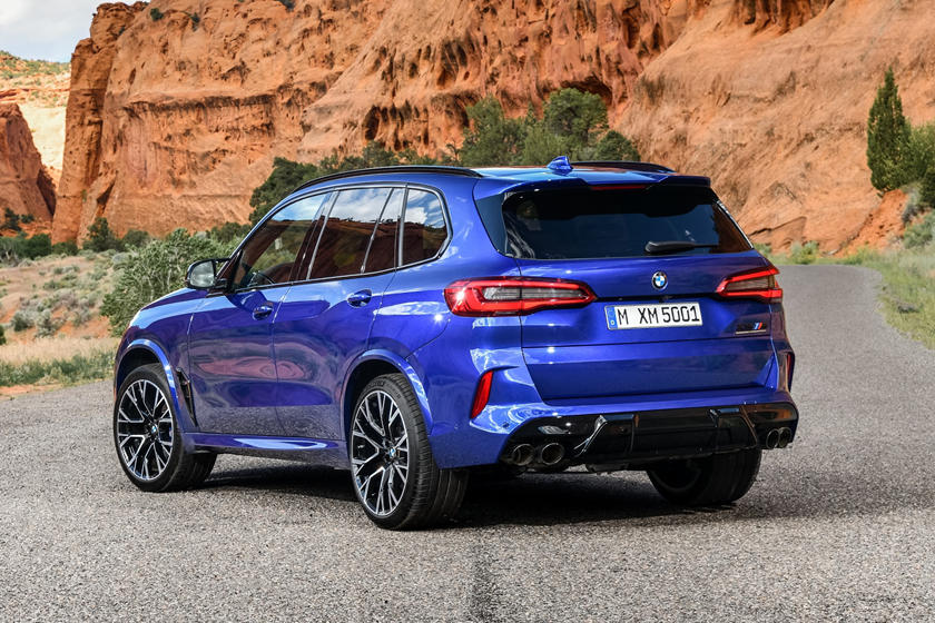2020 Bmw X5 M Review Trims Specs And Price Carbuzz