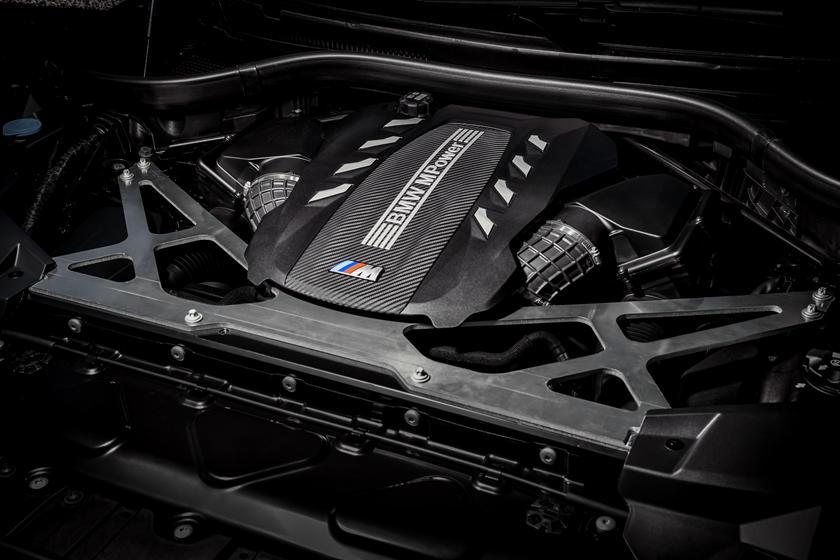 2020 BMW X6 M 2020 BMW X6 M Engine