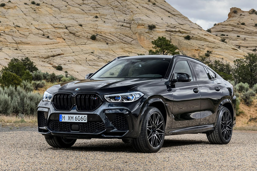 2020 Bmw X6m Competition Specs